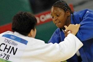 +78 judo idalmis ortiz bronce en los olimpicos de beijing