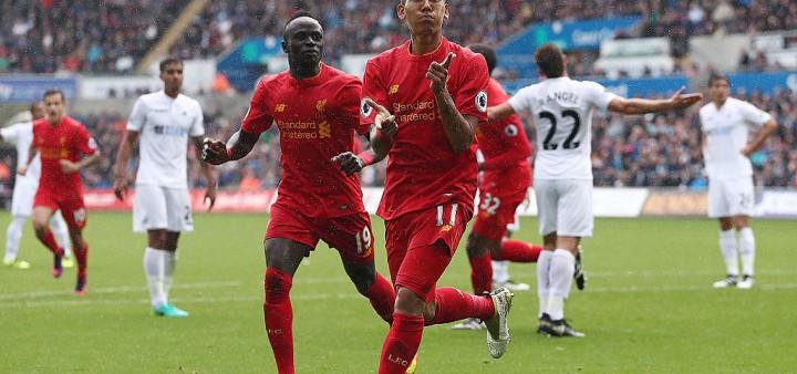 Swansea City v Liverpool - Premier League
