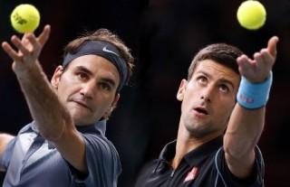 Paris-Federer-Djokovic