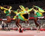 JJOO-relevo-jamaica